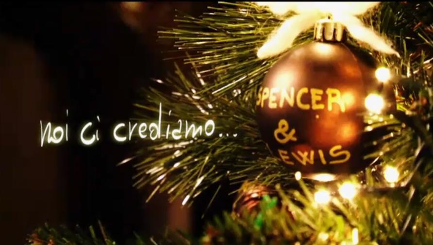 Babbo Natale affida la comunicazione alla Spencer & Lewis