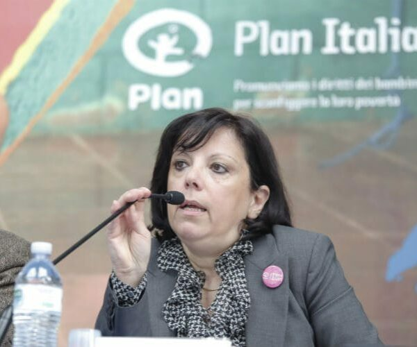 """CONFERENZA """"BECAUSE I AM A GIRL"""""""