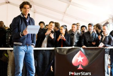 POKERSTARS - Nadal sfida 100 suoi fan a Parigi 1