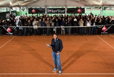 POKERSTARS - Nadal sfida 100 suoi fan a Parigi 3