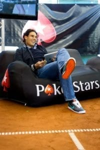 POKERSTARS - Nadal sfida 100 suoi fan a Parigi 4
