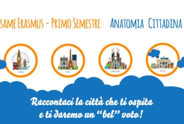 Sei uno studente Erasmus? Diventa reporter di viaggio e vinci un voucher