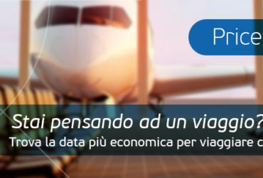 Tripsta lancia price radar, il motore di ricerca per le tariffe aeree più convenienti