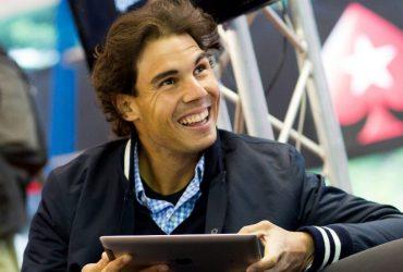 Nadal sfida 100 suoi fan a Parigi