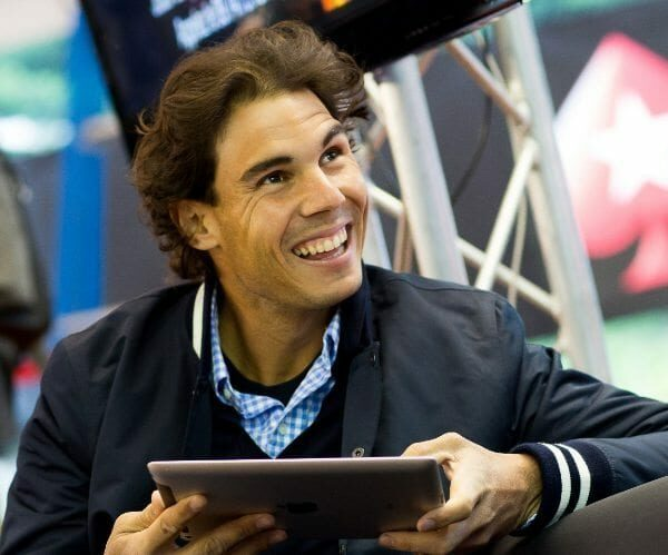 POKERSTARS // Nadal sfida 100 suoi fan a Parigi