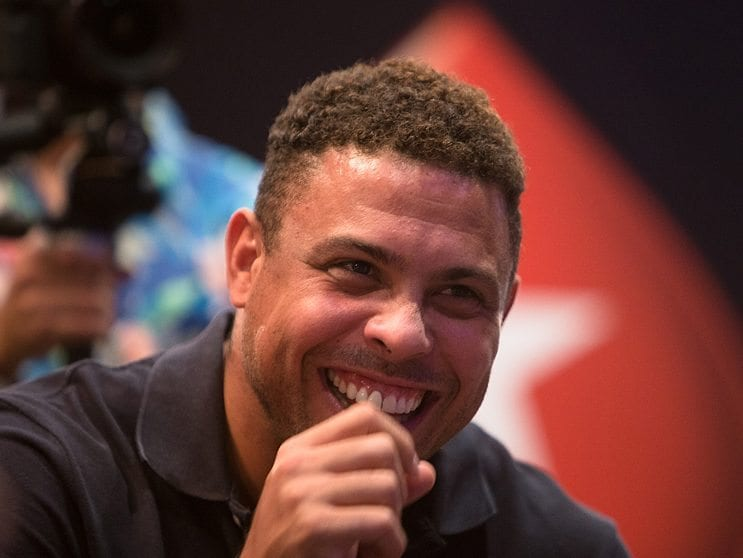 POKERSTARS // Ronaldo torna a giocare in Italia