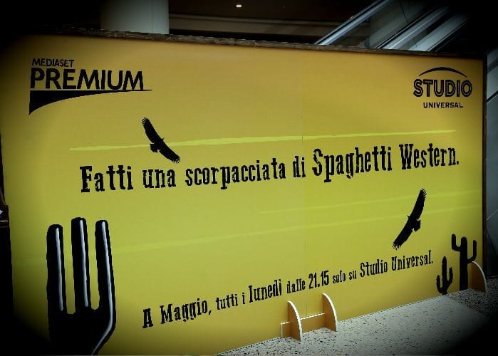 STUDIO UNIVERSAL - Spaghetti Western