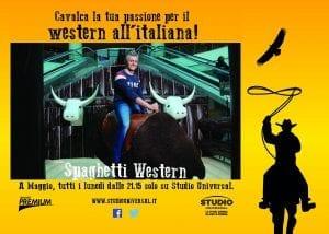 STUDIO UNIVERSAL - Spaghetti Western 1