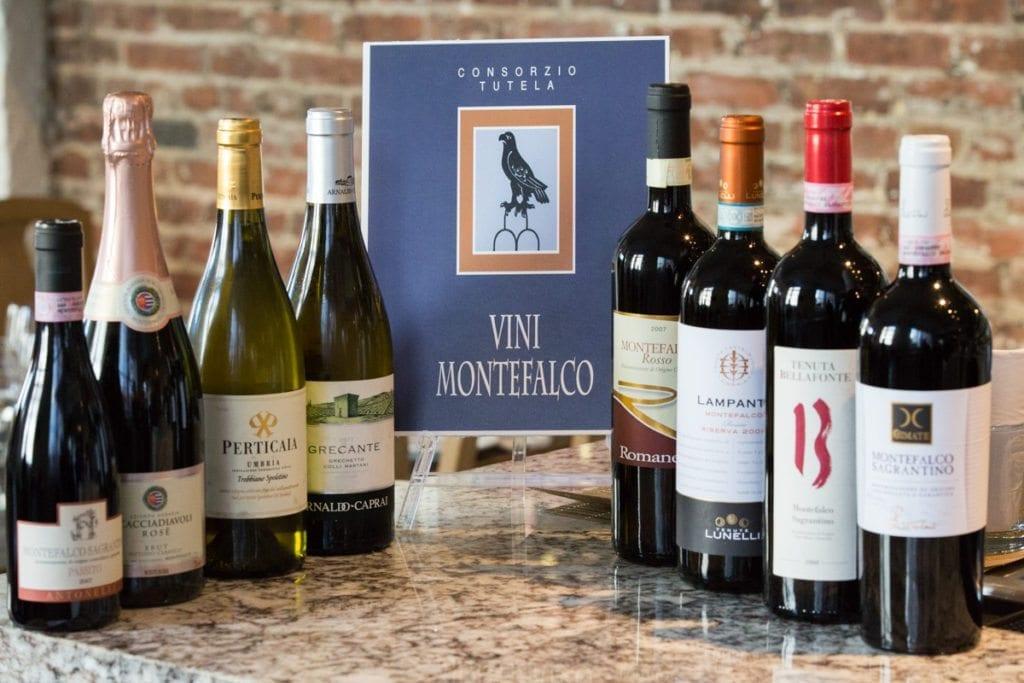 I vini di Montefalco alla conquista dell'America