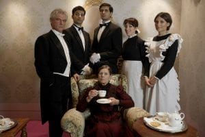 UN THE' A DOWNTON ABBEY 1