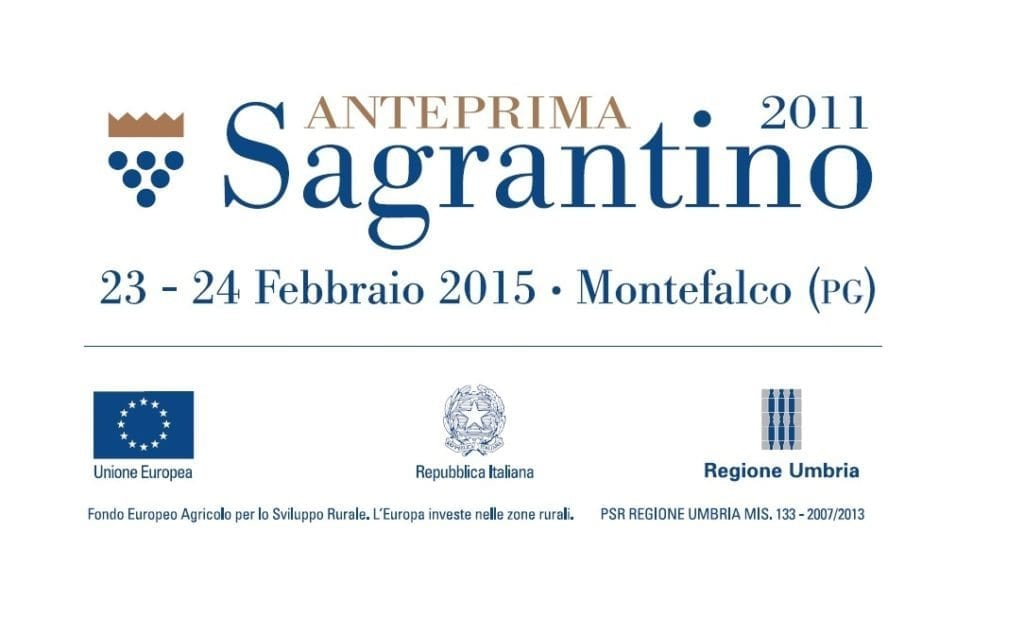 Anteprima Sagrantino: il debutto dei vini di Montefalco tra le grandi anteprime vinicole nazionali
