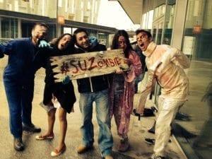 Zombie - Studio Universal 1