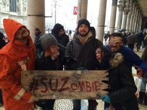 Zombie - Studio Universal 3