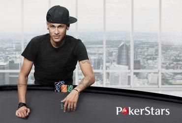 Neymar Jr è la nuova SportStar di PokerStars