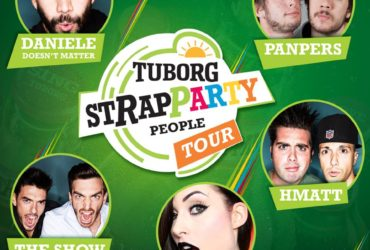 Tuborg regala l'estate in compagnia di 5 YouTube Stars