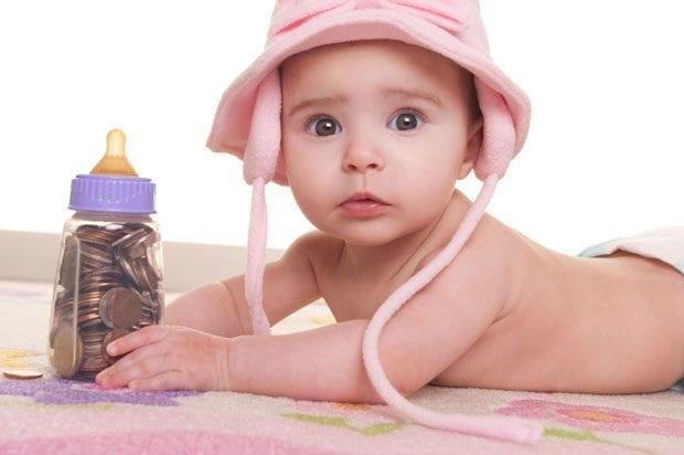 Stop al caro bebè, 1 famiglia italiana su 3 risparmia con il babe-commerce