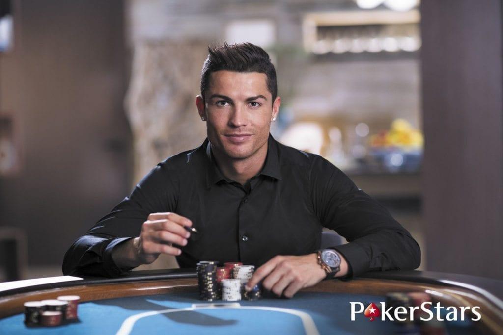 Cristiano Ronaldo - Team PokerStars(1)