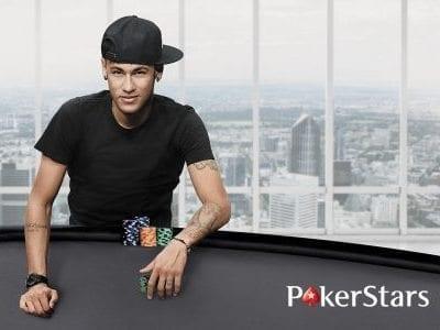 Cristiano Ronaldo e Neymar Jr protagonisti della nuova campagna tv di PokerStars