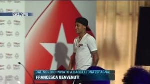 NEYMAR - POKERSTARS 6
