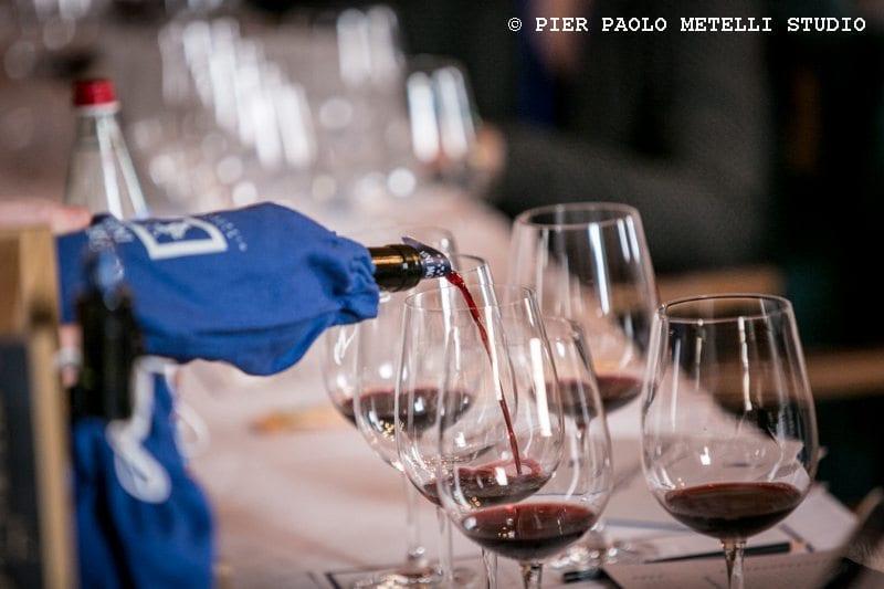 Anteprima Sagrantino: quattro stelle all'annata 2012