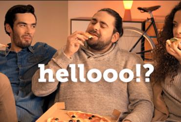 Hai fame? C'è HelloFood: on air lo spot firmato Artcore