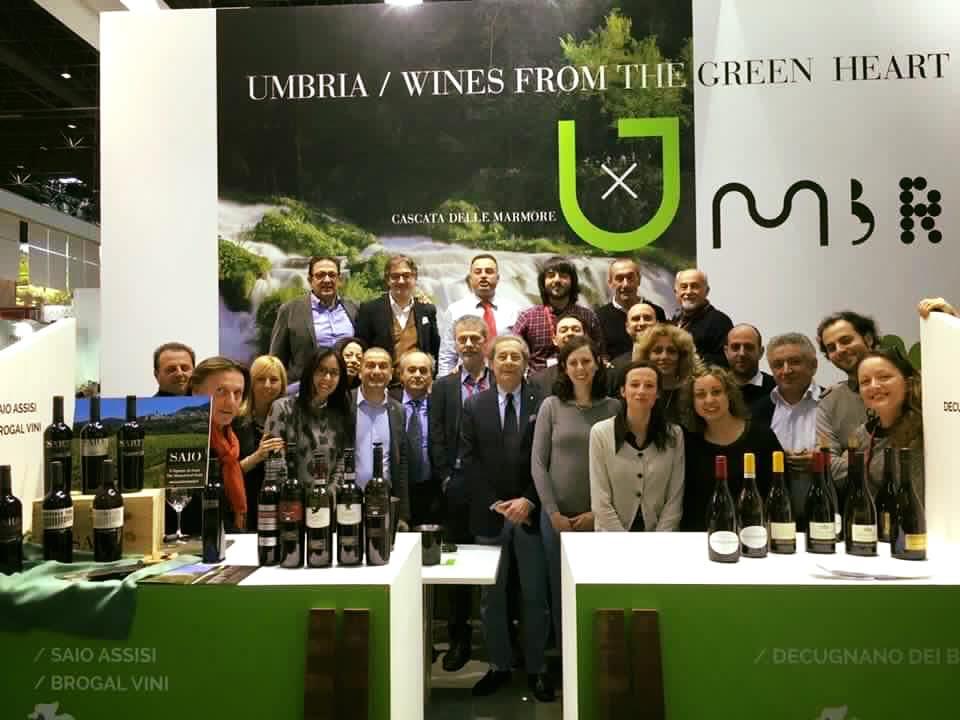 Prowein 2016: il Sagrantino protagonista in Germania per consolidare la leadership di mercato