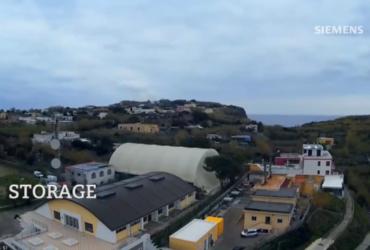Il sistema di Energy Storage ottimizza la fornitura di energia sull'isola di Ventotene