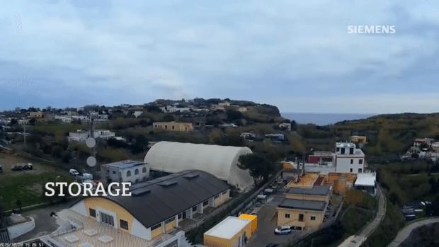 Il sistema di Energy Storage ottimizza la fornitura di energia sull'isola di Ventotene 1