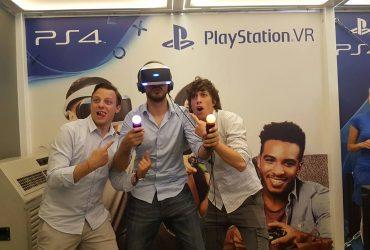 Lancio Sony PlayStation VR 4