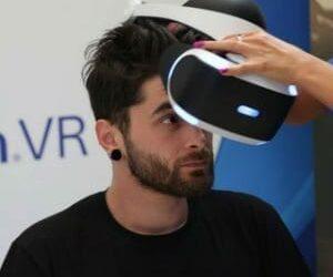 Lancio Sony PlayStation VR
