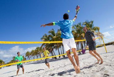 Beach Tennis Open