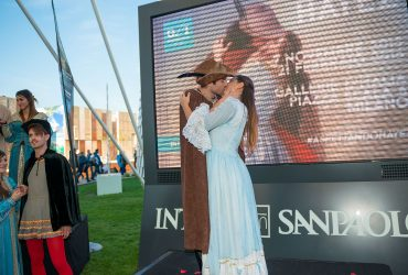 "FLASH MOB ""IL BACIO DI HAYEZ"" – INTESA SANPAOLO"