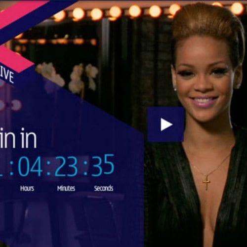 "Flashmob ""Come and Dance Rihanna"" - NOKIA 1"