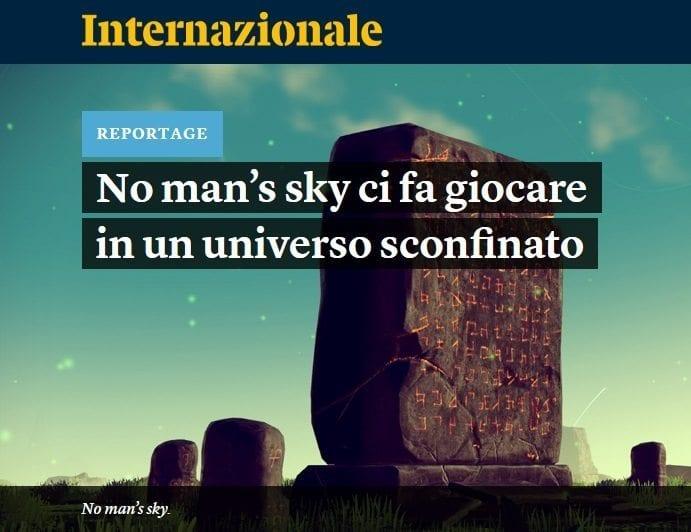 Lancio Software - No Man's Sky 1