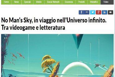 Lancio Software - No Man's Sky 4