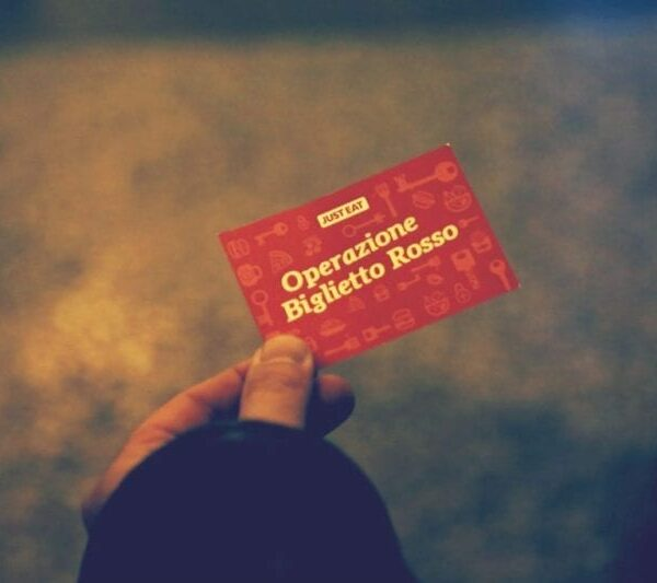 Operazione Biglietto Rosso