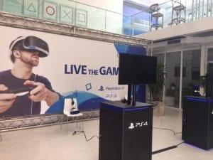 PlayStation Dome: la casa di PlayStation VR 2