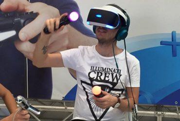 PlayStation Dome: la casa di PlayStation VR 3