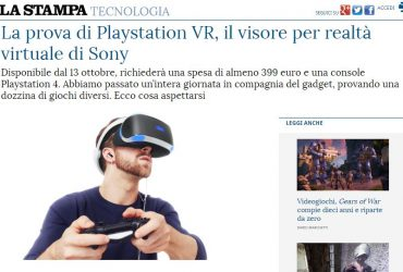 PlayStation Dome: la casa di PlayStation VR 4