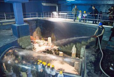 SEA LIFE ROMA AQUARIUM - WATER FILL 4