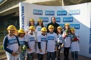 SEA LIFE ROMA AQUARIUM - WATER FILL 5