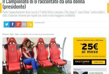 COLPO DI TACCO - IL BLOG DI VALENTINA MAIO SU PANORAMA 5