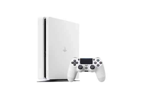 "SONY INTERACTIVE ENTERTAINMENT PRESENTA PLAYSTATION®4 ""GLACIER WHITE"" 2"