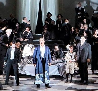 L'Opera torna al cinema: il 22 febbraio nelle sale The Space si alza il sipario su 'Un Ballo In Maschera' 2