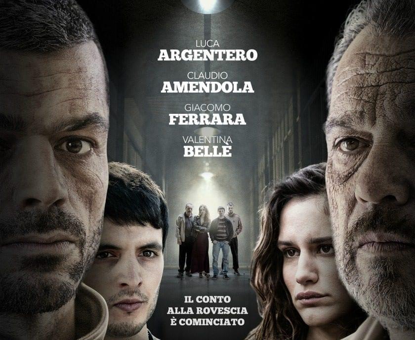 'Il permesso - 48 ore fuori': Luca Argentero e Claudio Amendola in sala per salutare il pubblico di The Space 1