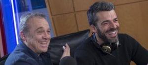 'Il permesso - 48 ore fuori': Luca Argentero e Claudio Amendola in sala per salutare il pubblico di The Space 2