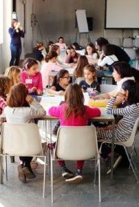 La passione delle bambine per la scienza nasce alle elementari 3