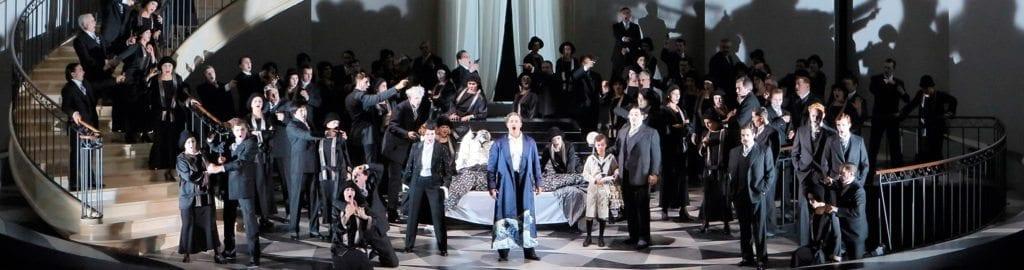 L'Opera torna al cinema: il 22 febbraio nelle sale The Space si alza il sipario su 'Un Ballo In Maschera'