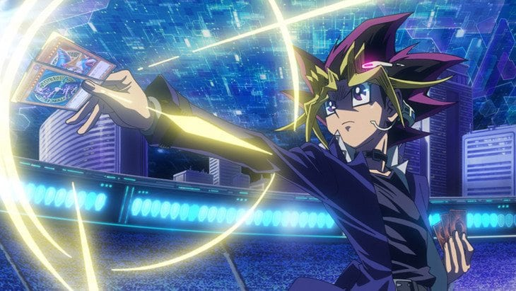 Nelle sale The Space Cinema l'atteso ritorno di Yu-Gi-Oh! 4