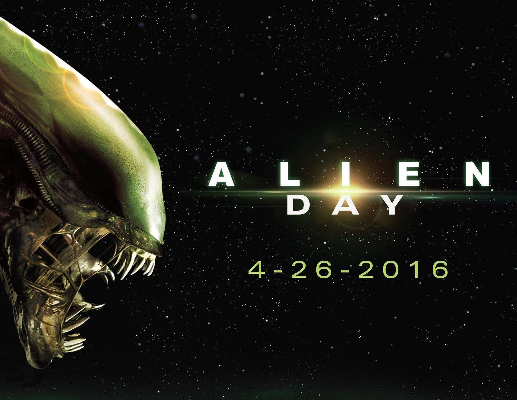 A Firenze il The Space Cinema festeggia l'Alien Day insieme ai fan della saga di fantascienza 2